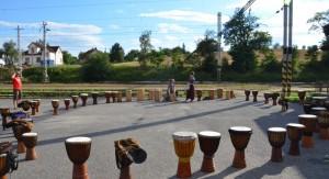 Bubenický workshop v Písku